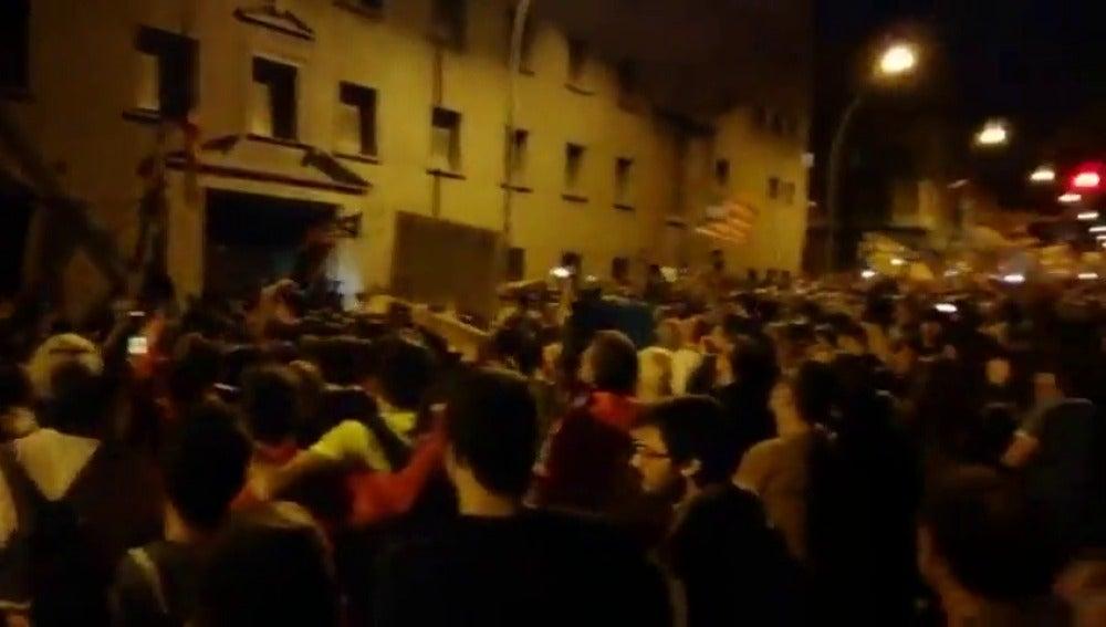 Las asociaciones de guardias civiles condenan el acoso sufrido en Cataluña