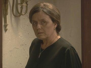 """Candela: """"Poco castigo me parece que Venancia esté sola"""""""