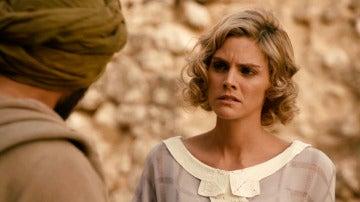 """Julia se adentra en el peligro: """"Quiero sacar a una persona de Melilla"""""""