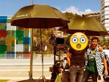 ¿Qué famoso actor hará un cameo en 'Cuerpo de Élite junto a Canco Rodríguez?