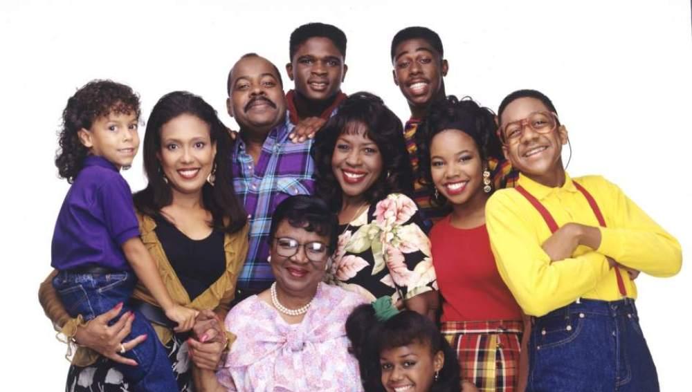 Familia Winslow de 'Cosas de Casa'