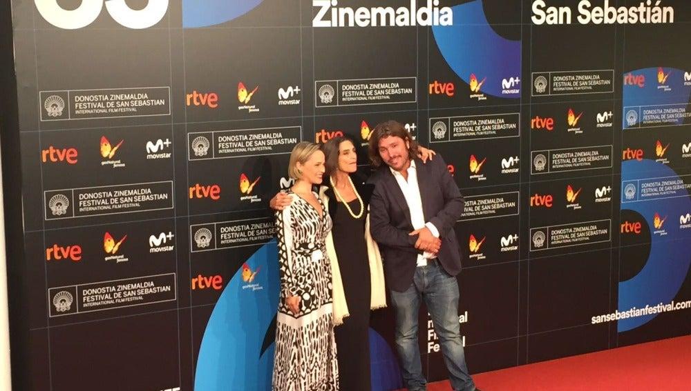 'Inmersión' da el pistoletado al Festival de Cine de San Sebastián