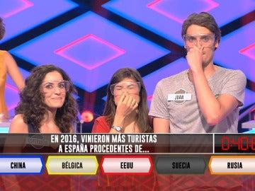 '¡Boom!' demuestra que a los belgas les encanta España