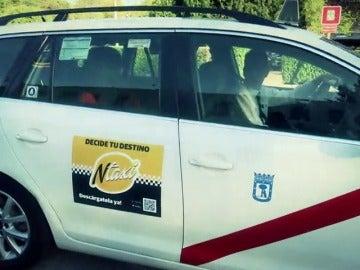 Ya hay una aplicación para compartir Taxi