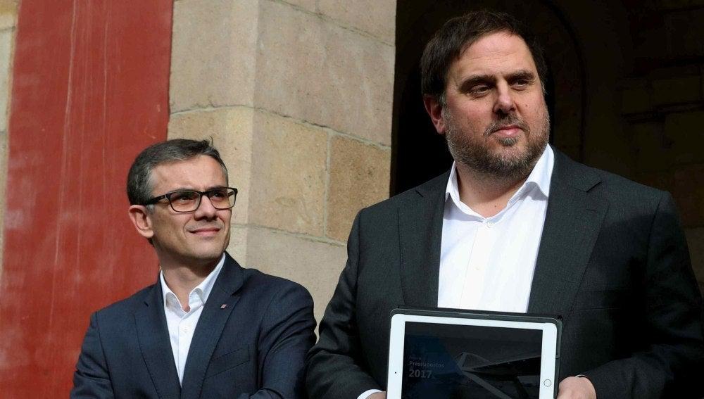 El secretario general de Economía del Gobierno catalán, Josep Maria Jové Lladó