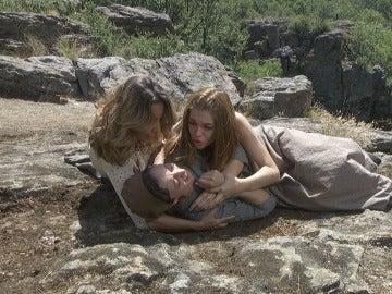 Las palabras con las que Emilia y Julieta le salvaron la vida a Rosa