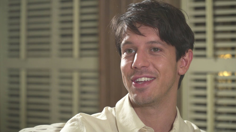 Marcel Borràs interpreta a Pedro Ballester en 'Tiempos de guera'
