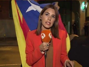 Profesionales de los medios se encuentran con dificultades para informar desde Cataluña