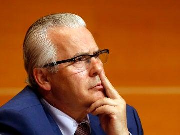 El ex-juez Baltasar Garzón