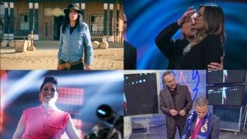 Vota por el mejor momento de la sexta gala de 'Hipnotízame'