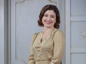 Aida de la Cruz es Candela en 'El secreto de Puente Viejo'