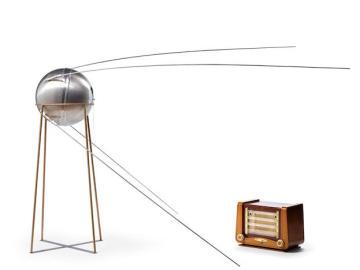 Imagen del Sputnik