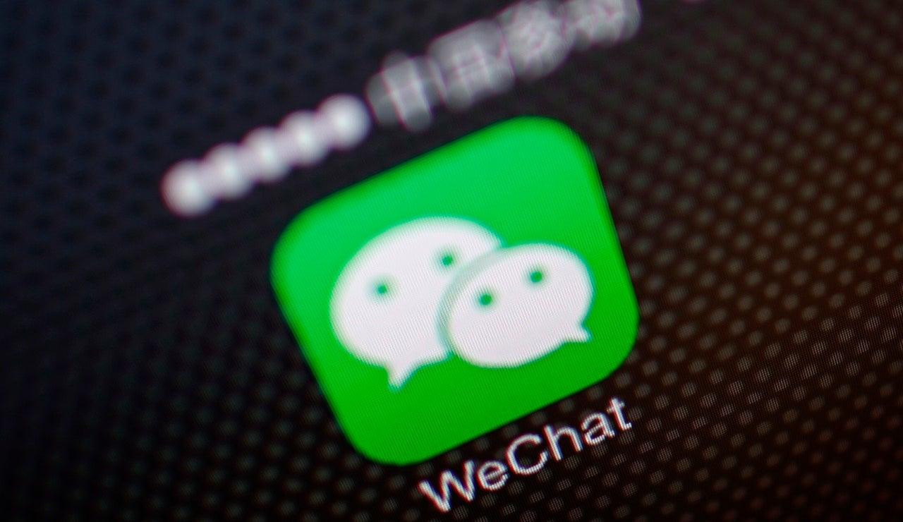El homólogo del Whatsapp en China, Wechat