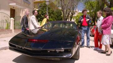 El coche fantástico, la gran sorpresa de Arturo Valls a la familia Vela Cedena