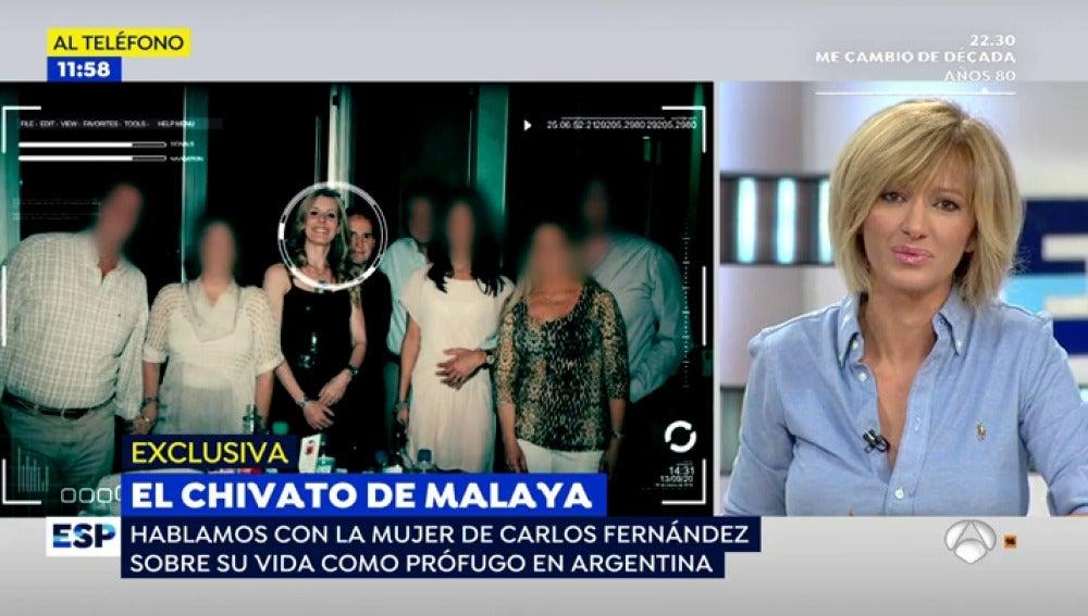 EP mujer caso malaya