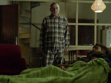 Un grito aterrador sobrecoge la casa de Abel y Martina