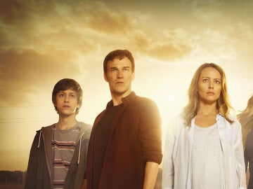 Imagen promocional de 'The gifted'