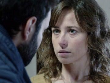 """Pablo, a Tania: """"Estoy esperando a que me digas que me quieres"""""""