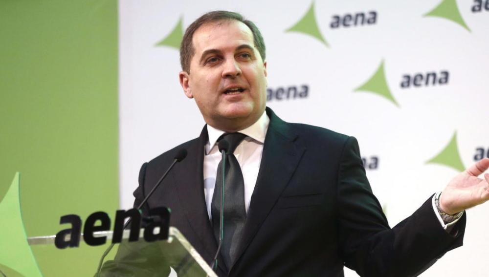 Presidente de Aena, José Manuel Vargas