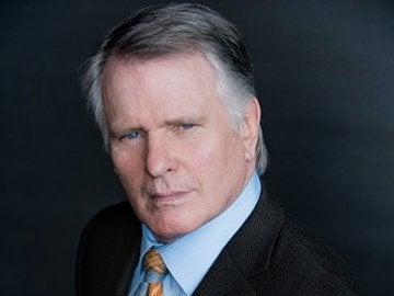 El actor Gordon Thompson