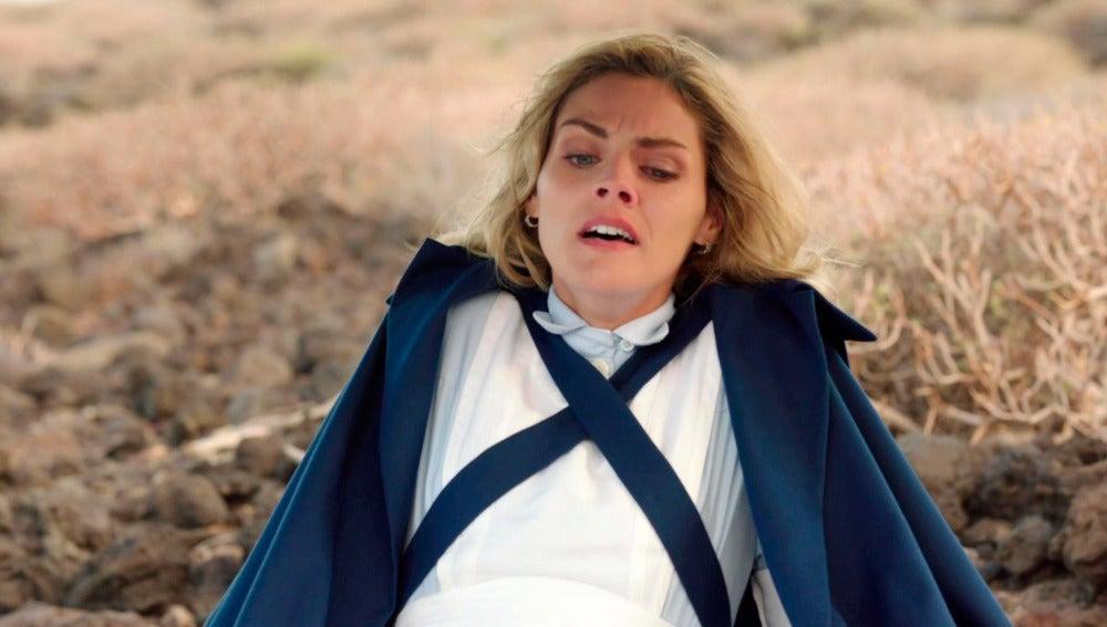 """Julia al borde de un precipicio: """"No soporto la idea de no volver a ver a Andrés"""""""