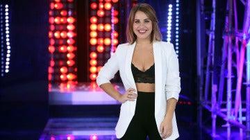 Lucía Gil, la prometedora joven concursante de 'Tu cara me suena'