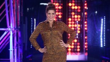 Lucía Jiménez, la actriz todoterreno que debuta como cantante