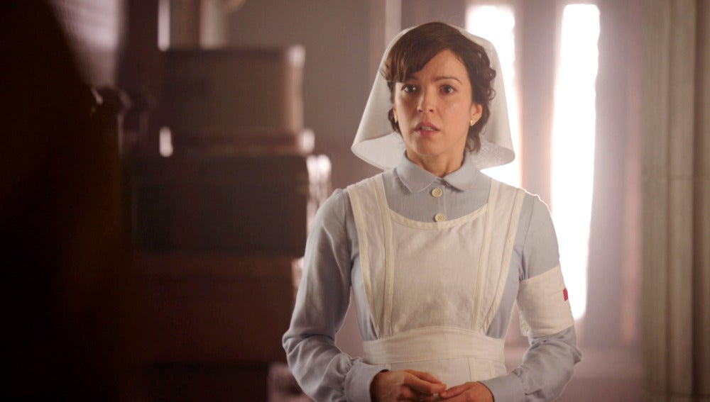 Pilar descubre que Luis está casado y será padre