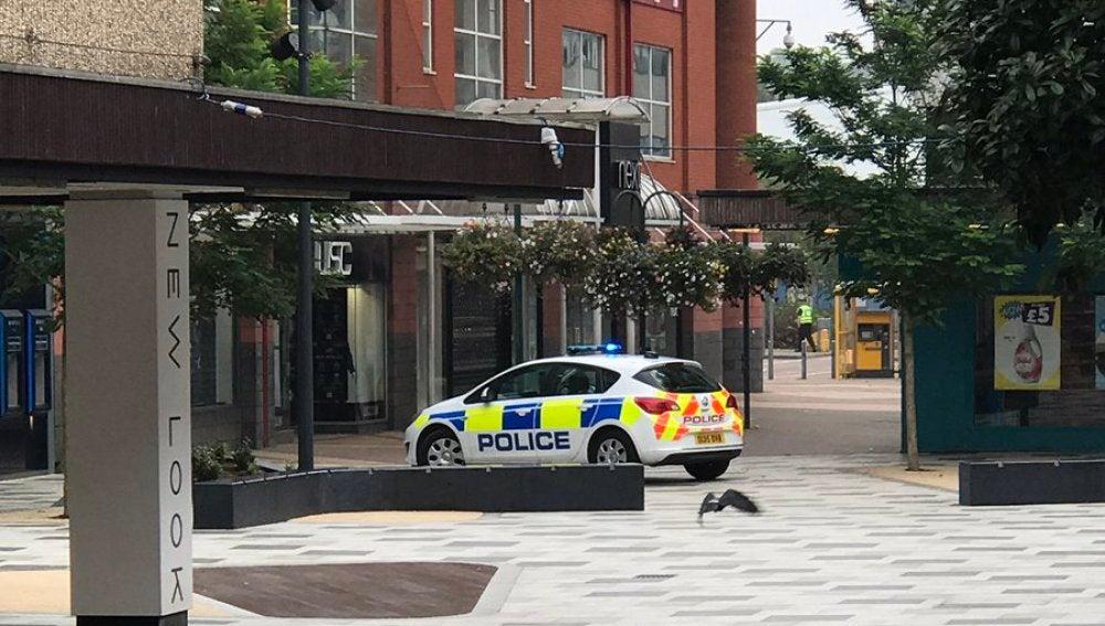 La Policía británica investiga un objeto sospechoso