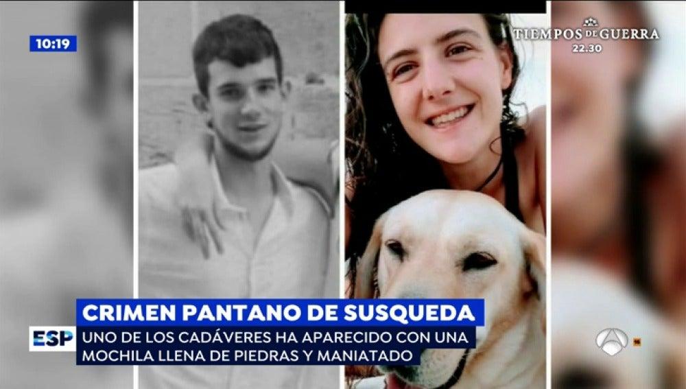 ¿Son Marc y Paula los cadáveres encontrados en el pantano de Susqueda?