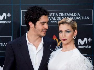 Úrsula Corberó y Chino Darín