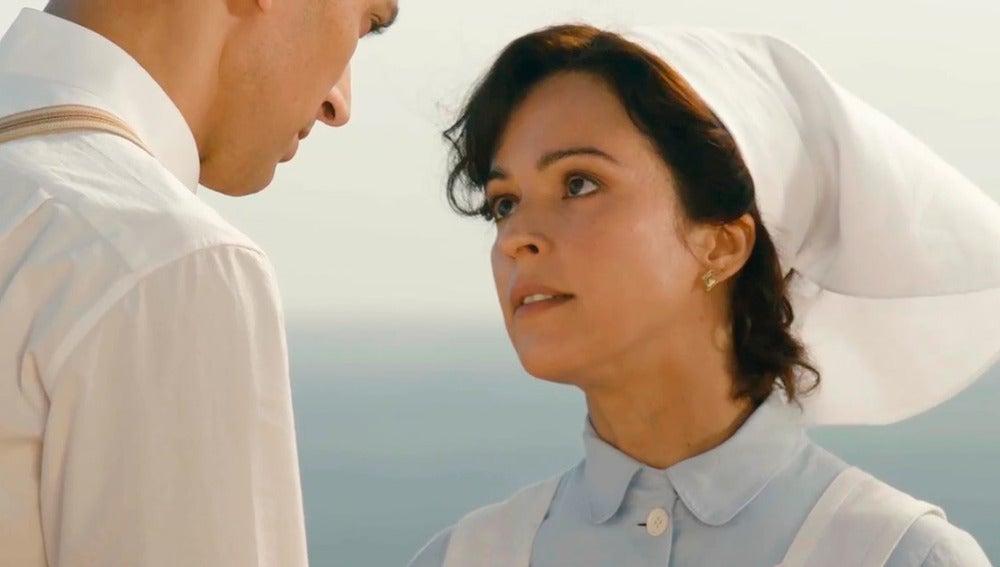 """Pilar, tajante con Luis: """"Entre tú y yo jamás va a pasar nada"""""""