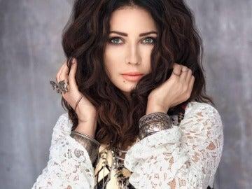 La cantante ucraniana Natalia Dzenkiv