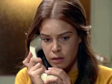 María, sin salida ante sus problemas con Rubén