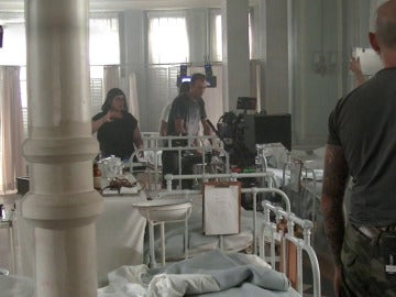 """Carlos Bodelón: """"La sala de camas es el corazón"""""""