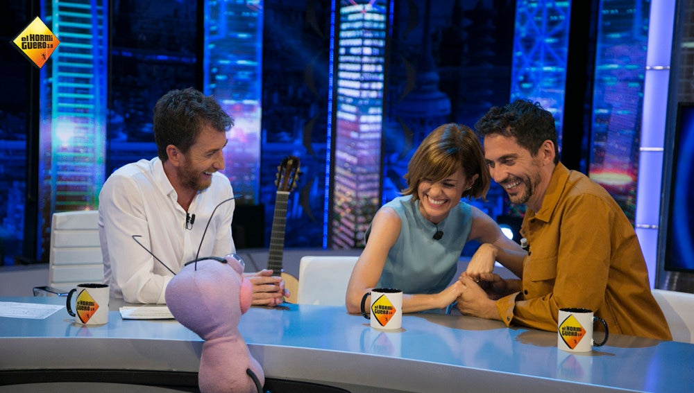 Paco León y Alexandra Jiménez se divierten con Trancas y Barrancas