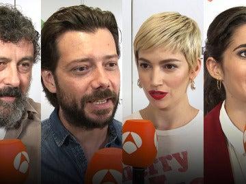 """Los protagonistas de 'La casa de papel' se vuelcan con la temporada final: """"El final estalla a lo grande"""""""