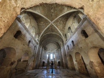Iglesia de San Nicolás en Antaly