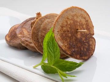 Tortitas de castañas