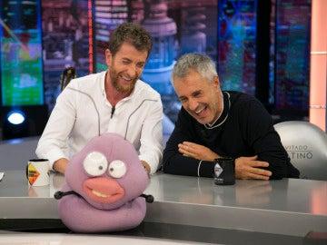 Trancas y Petancas juegan con Sergio Dalma a 'El súpertest de la persona normal'