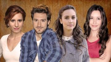 Un conocido actor de Puente Viejo regresa a los platós de la serie