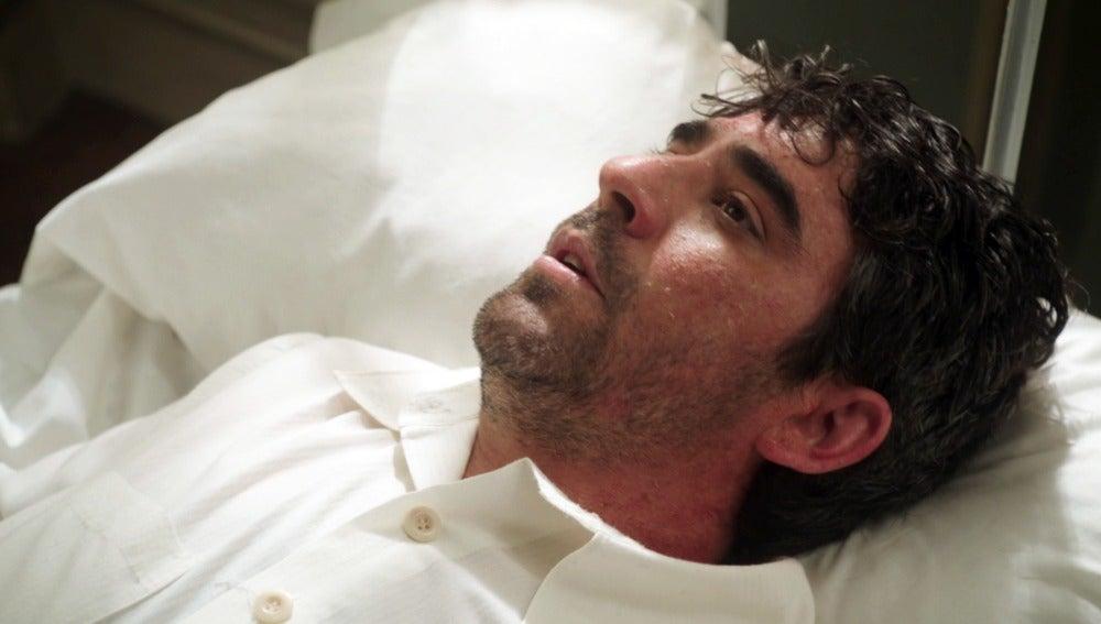 La noticia de que Andrés está vivo llega a gritos al hospital