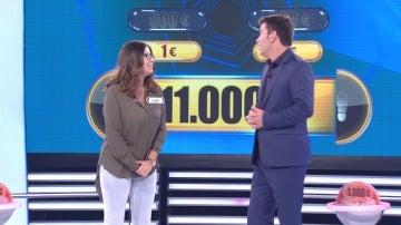 La suerte de Glory, ganadora de '¡Ahora Caigo!' Castilla La Mancha