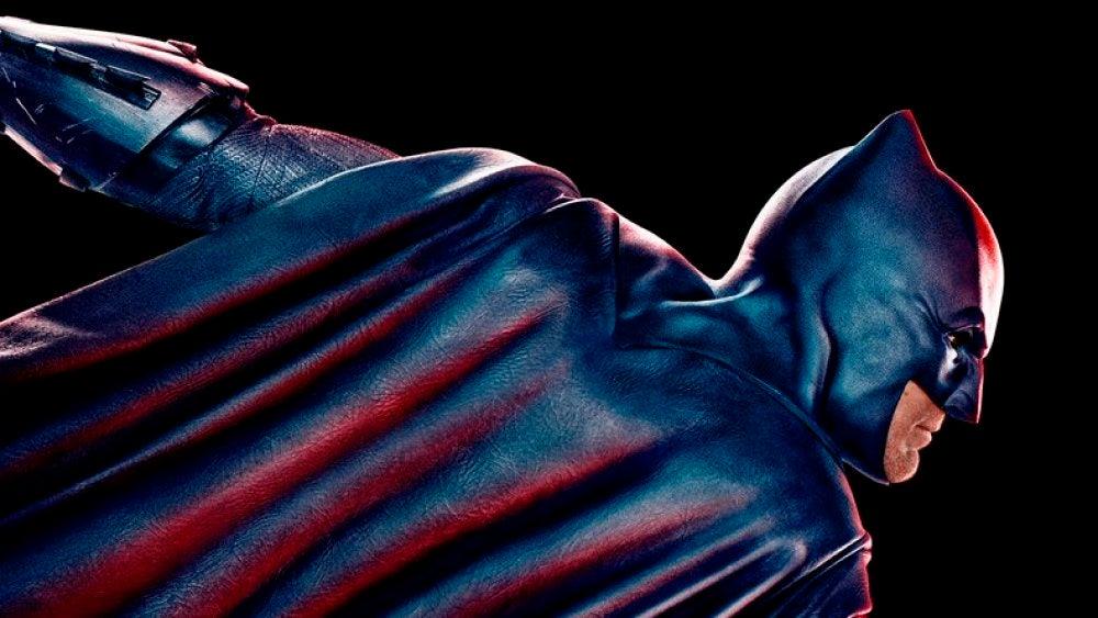 Batfleck returs