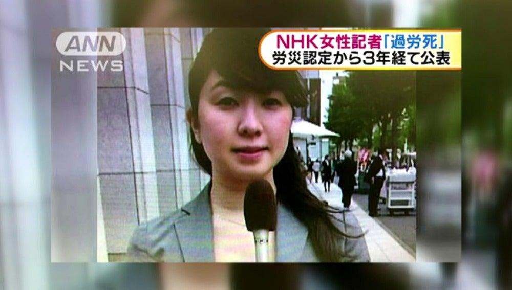 Una cadena japonesa reconoce después de cuatro años que una de sus periodistas murió por exceso de trabajo
