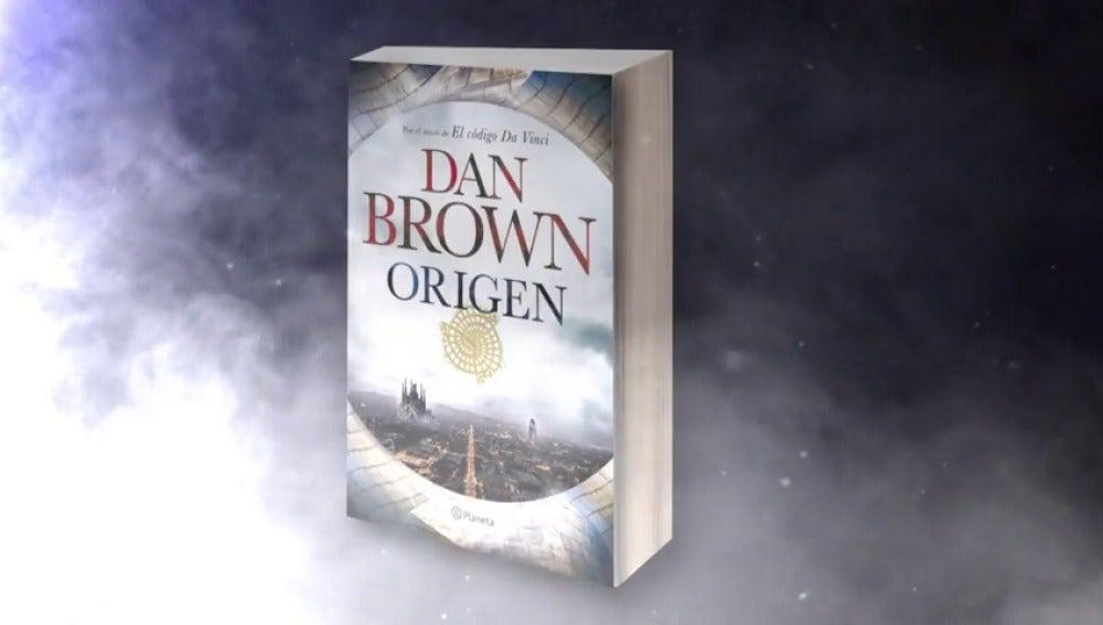 'Origen', la nueva novela de Dan Brown, llega a las librerías
