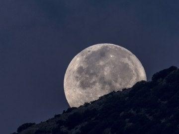 Luna llena en Mallorca