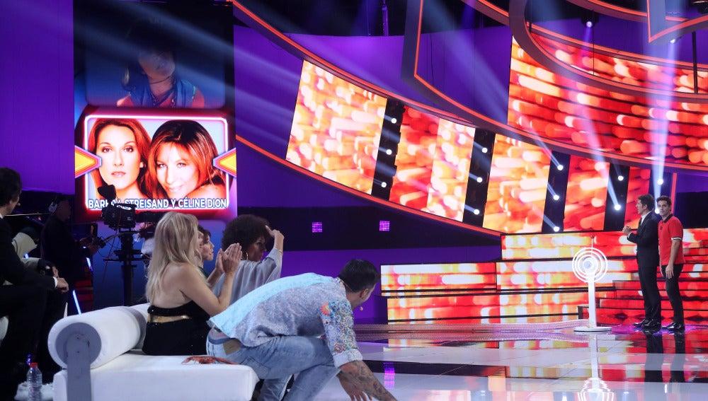 Miquel Fernández se someterá a una doble transformación como Barbra Streisand y Céline Dion en la tercera gala de 'Tu cara me suena'