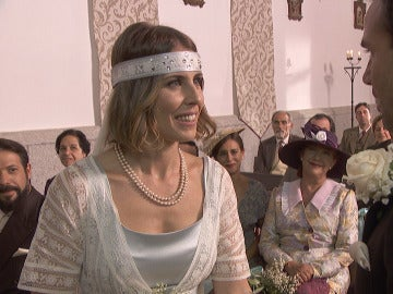 Adela y Carmelo llegan al altar, ¿se celebrará la boda?