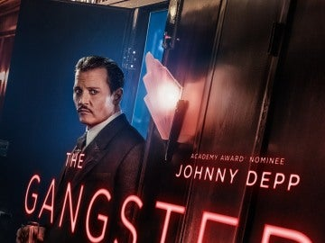 Johnny Depp es El Gángster